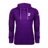 Adidas Climawarm Purple Team Issue Hoodie-HC Shield
