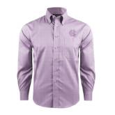 Red House Purple Plaid Long Sleeve Shirt-Interlocking HC
