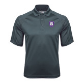 Charcoal Dri Mesh Pro Polo-HC Shield