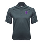 Charcoal Dri Mesh Pro Polo-Interlocking HC