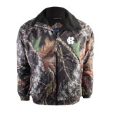 Mossy Oak Camo Challenger Jacket-Interlocking HC