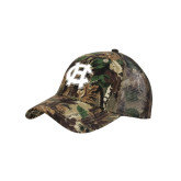 Camo Pro Style Mesh Back Structured Hat-Interlocking HC