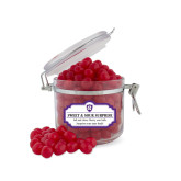 Sweet & Sour Cherry Surprise Small Round Canister-HC Shield