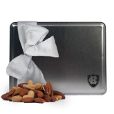 Deluxe Nut Medley Silver Large Tin-HC Shield Engraved