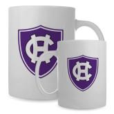 Full Color White Mug 15oz-HC Shield