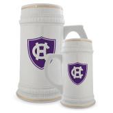 Full Color Decorative Ceramic Mug 22oz-HC Shield