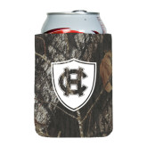Collapsible Mossy Oak Camo Can Holder-HC Shield
