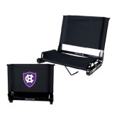 Stadium Chair Black-HC Shield