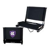 Stadium Chair Black-HC Shield