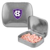 Silver Rectangular Peppermint Tin-HC Shield