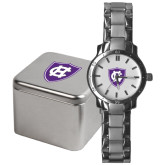 Mens Stainless Steel Fashion Watch-HC Shield