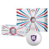Callaway Supersoft Golf Balls 12/pkg-HC Shield