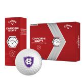 Callaway Chrome Soft Golf Balls 12/pkg-HC Shield