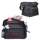 All Sport Black Cooler-Chief - Primary Logo