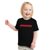 Toddler Black T Shirt-BonnaVilla