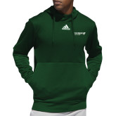 Adidas Dark Green Team Issue Hoodie-Chief Industries