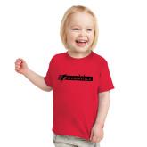 Toddler Red T Shirt-BonnaVilla