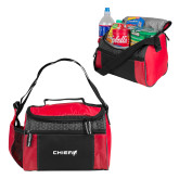 Edge Red Cooler-Chief - Primary Logo
