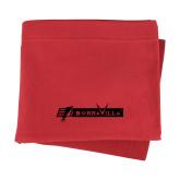 Red Sweatshirt Blanket-BonnaVilla