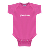 Fuchsia Infant Onesie-BonnaVilla