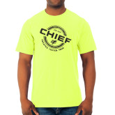 Safety Yellow Cotton T Shirt-