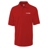 C&B Championship Red Polo-Chief - Primary Logo