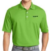 Nike Golf Dri Fit Vibrant Green Micro Pique Polo-Chief Industries