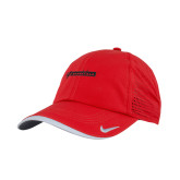 Nike Dri Fit Red Perforated Hat-BonnaVilla