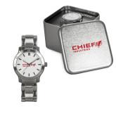 Ladies Stainless Steel Fashion Watch-Chief Industries