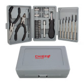 Compact 26 Piece Deluxe Tool Kit-Chief Industries