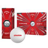 Callaway Chrome Soft Golf Balls 12/pkg-BonnaVilla