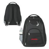 The Ultimate Black Computer Backpack-BonnaVilla
