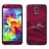 Galaxy S5 Skin-Wildcat Full Body