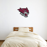 1 ft x 2 ft Fan WallSkinz-Wildcat Head