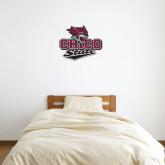 1 ft x 2 ft Fan WallSkinz-Wildcat Head Chico State