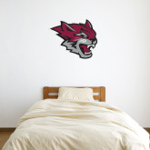 2 ft x 3 ft Fan WallSkinz-Wildcat Head