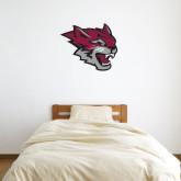 2 ft x 3 ft Fan WallSkinz-Wildcat Head
