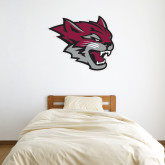 3 ft x 4 ft Fan WallSkinz-Wildcat Head