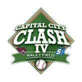 Small Decal-Capital City Clash IV