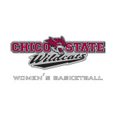 Small Decal-Womens Basketball