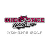 Small Decal-Womens Golf
