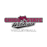Small Decal-Volleyball