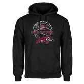 Black Fleece Hoodie-100 Years of Chico State Basketball