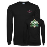 Black Long Sleeve TShirt-New Baseball