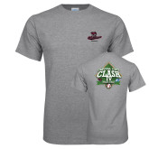 Grey T Shirt-New Baseball