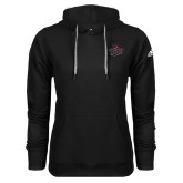 Adidas Climawarm Black Team Issue Hoodie-Wildcat Head Chico State