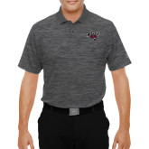 Under Armour Graphite Performance Polo-Cats w/Wildcat Head