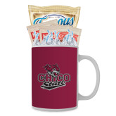 Cookies N Cocoa Gift Mug-Wildcat Head Chico State