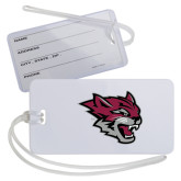 Luggage Tag-Wildcat Head
