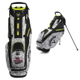 Callaway Hyper Lite 5 Camo Stand Bag-Wildcat Head Chico State